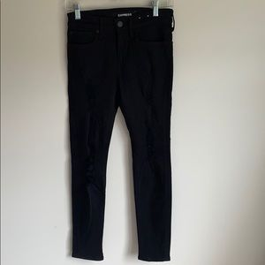 Express Jeans - Straight leg jeans